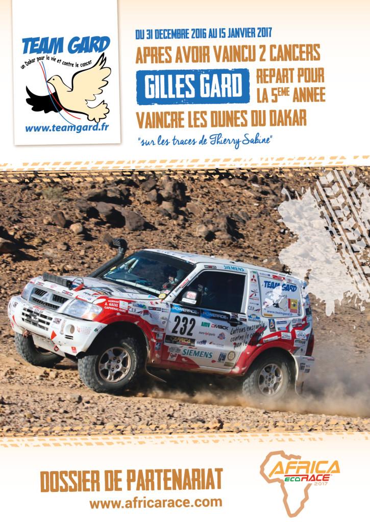 Team Gard Dakar 2017 BD-1