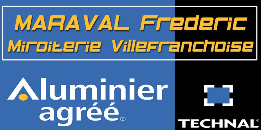 LOGO Miroiterie Villeuf