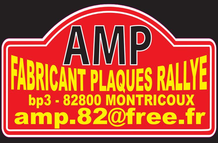 AMP PUB PLAQUETTE