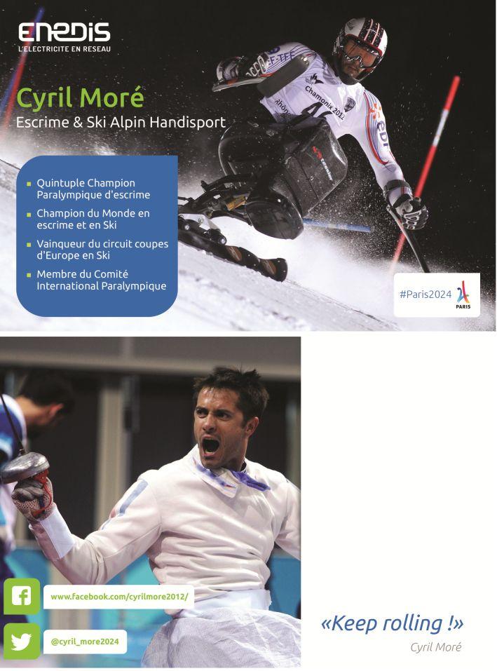 Cyril More Copilote